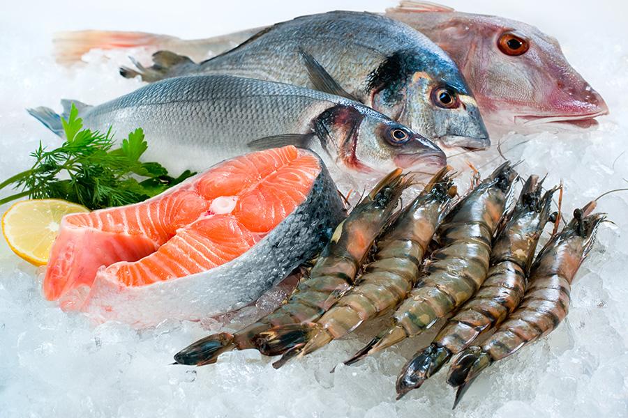 Produits de la mer